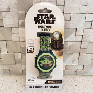 Disney Star Wars The Mandalorian Baby Yoda…